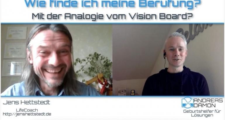Wie finde ich meine Berufung? – Mit dem Vision Board?